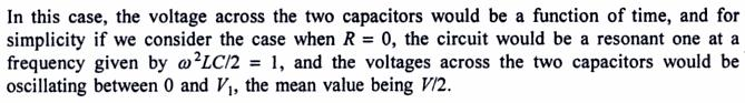 51c5 Capacitors connected final charge