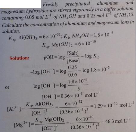 53 Ionic equilibrium dissociation constant