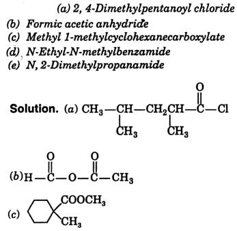 6 sturucture of 2,4-Dimethylpentanoylchloride 1