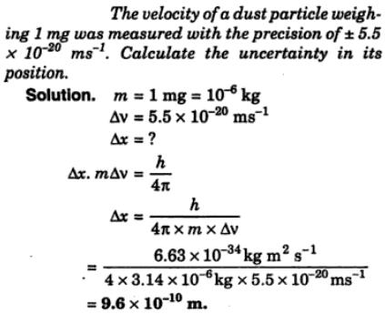 6 velocity of dust particle weighing 1 mg