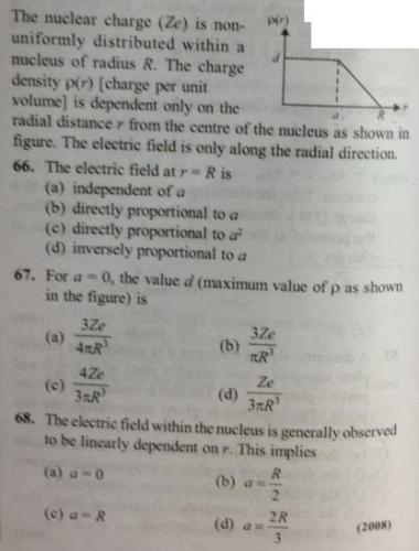 60 Electrostatics Charge shell Capacitance SKMClasses IIT JEE subhashish