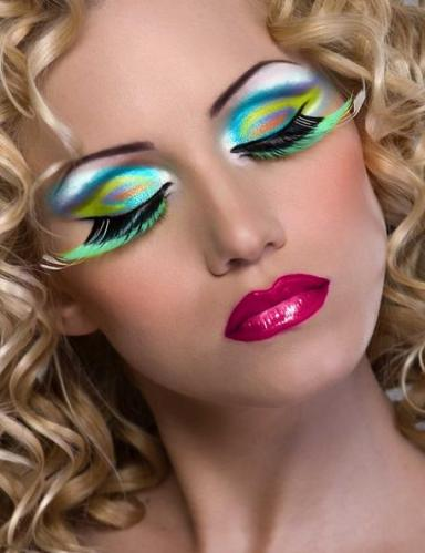7 Eye makeup experiment