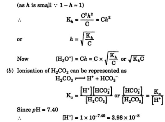 7 For aqueous solution of NH4Cl prove