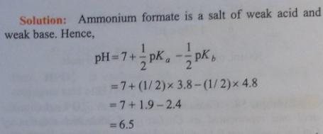 78 Ionic equilibrium dissociation constant