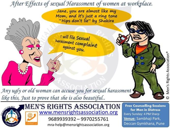 8 after effect of sexual harassment law