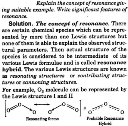 8 Explain the concept of resonance