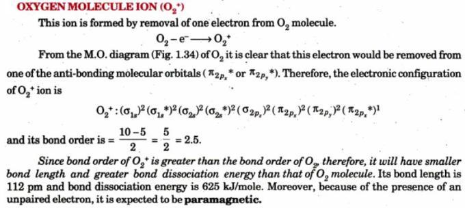 8 Oxygen Molecule O2 Plus