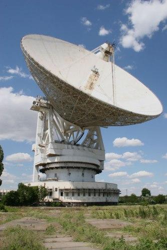 8 Radio Telescope