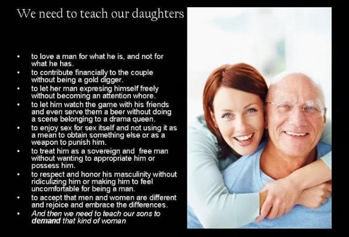 8 worth teaching our daughters
