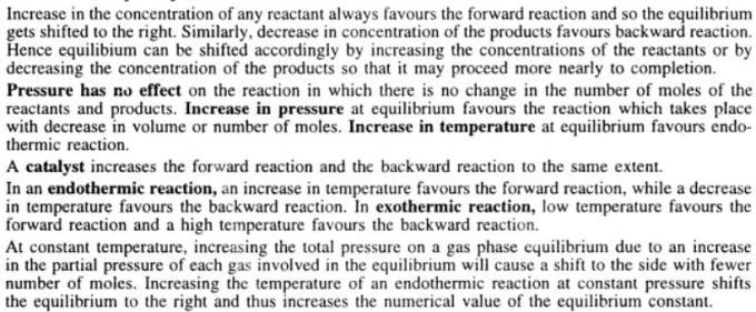 9 Chemical Equilibrium Gyan