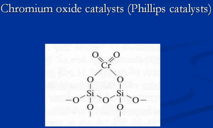 9 Chromium oxide catalysts Phillips catalysts