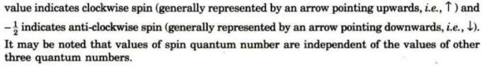 9 Spin Quantum Number