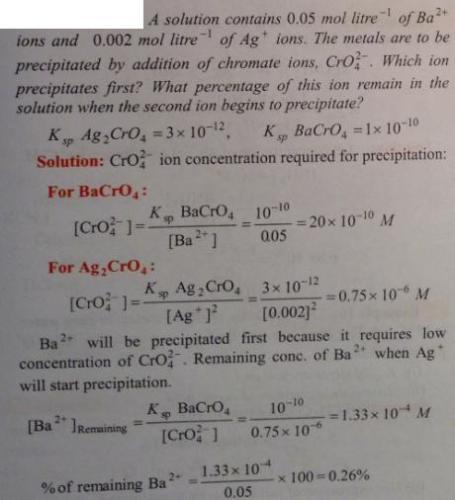 93 Ionic equilibrium dissociation constant
