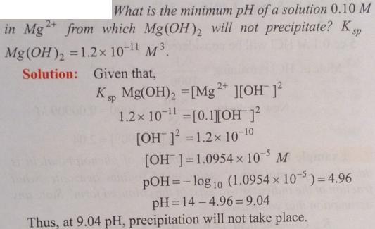 95 Ionic equilibrium dissociation constant