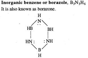 B3N3H6 borazole Inorganic Benzene