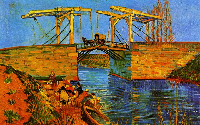 Bridge Vincent Van Gogh