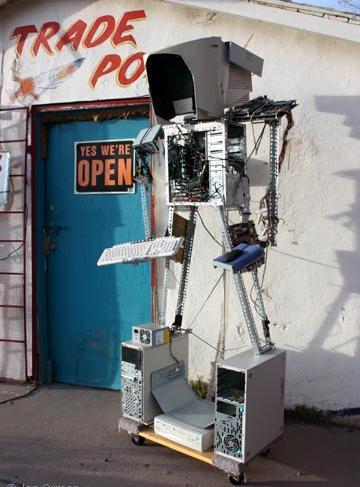 Computer diye Robot