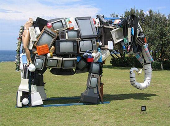 Computer er Elephant