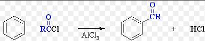 Fridelcraft acylation example-3