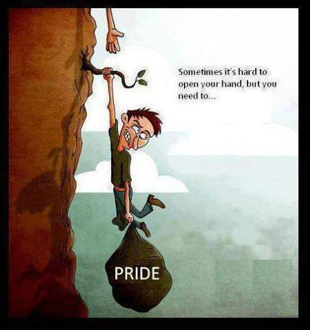 hold on to your pride