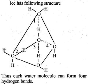 ice structure conical pyramidal