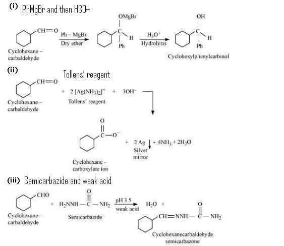 NCERT CBSE 12.6 1 Solution Aldehydes, ketones, Carboxylic Acids