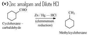 NCERT CBSE 12.6 3 Solution Aldehydes, ketones, Carboxylic Acids