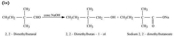 NCERT CBSE 12.7 6 Solution Aldol Condensation