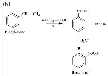 NCERT CBSE chapter 12 extra 7 2 Benzoic acid Organic Chemistry