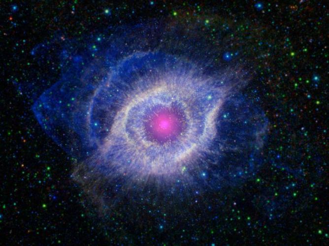 Nebula Helix