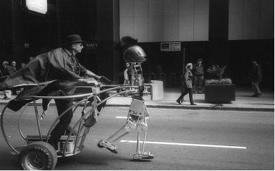 Robot cart