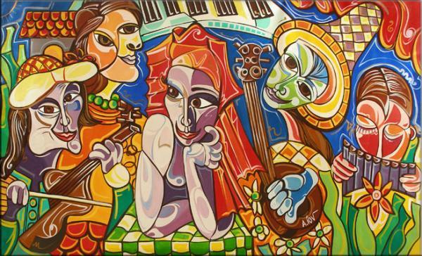 spanish-love-alin-cristian-iov Pablo Picasso