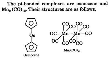 Tetraethyltin, Osmocene, Methyllithium, Mn2(CO)10 2