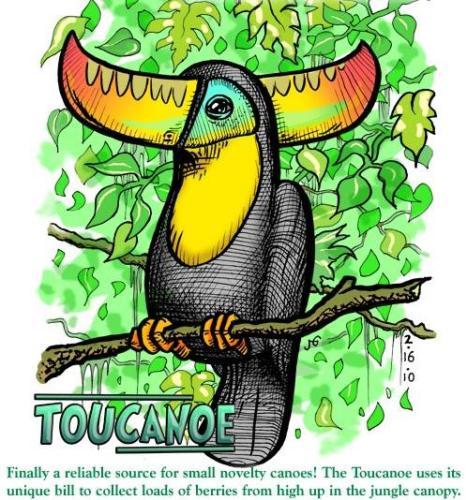 Toucanoe