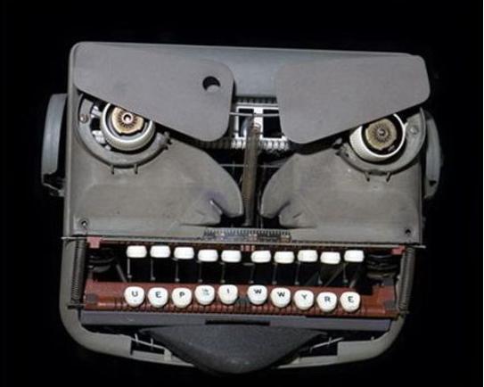 Typewriter er Mukh