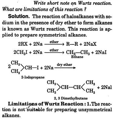 Wurtz reaction dhinchik dhingdhin 1