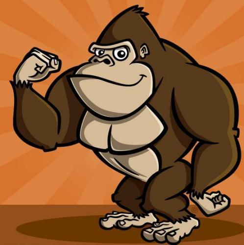1 Coghill Gorilla