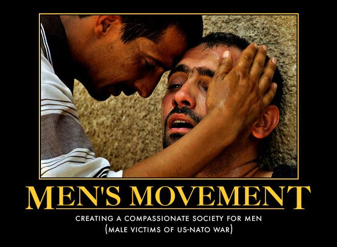 1 Mens Movement be compassionate to men