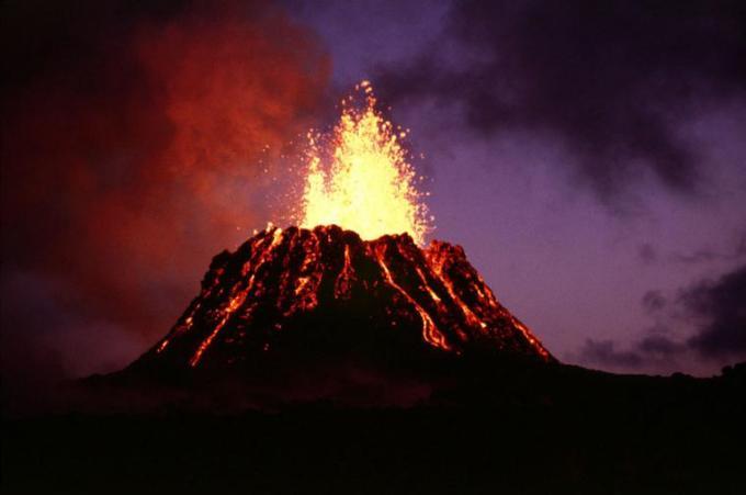 11 Active Volcano