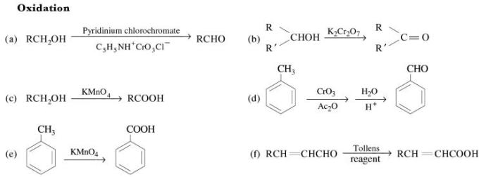1c various methods of Oxidation