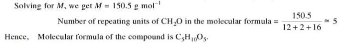 1j Organic compound CxH2yOy was burnt