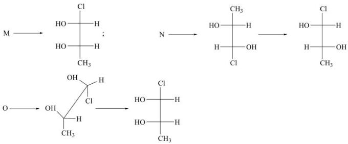 1j question on isomers