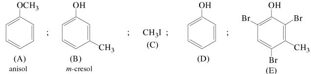 1q Organic compound containing C,H and O