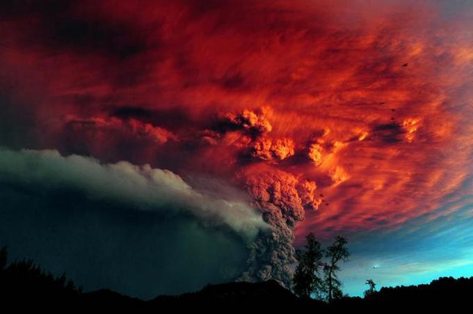2 Active Volcano