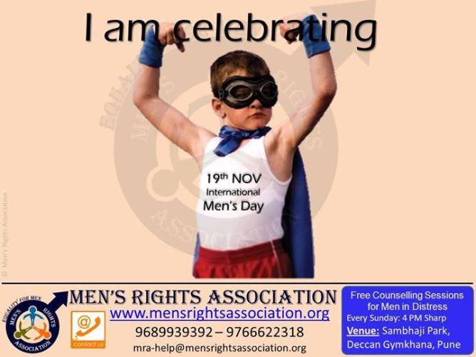 2 celebrate International mens day