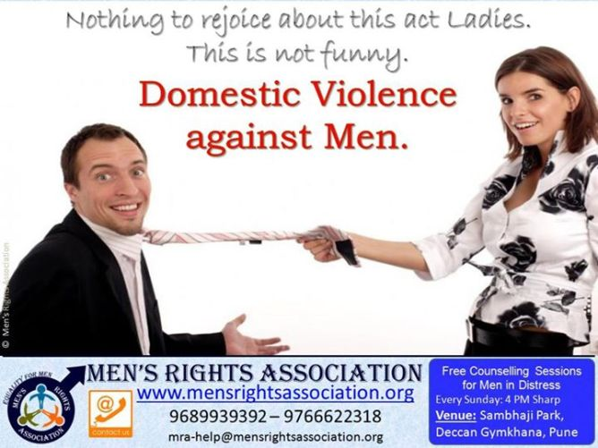 2 Domestic violence against men