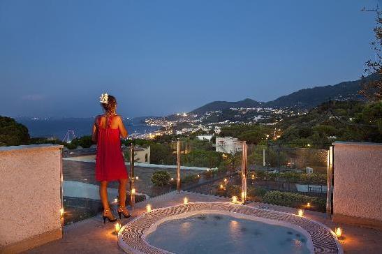 2 View from My villa balcony