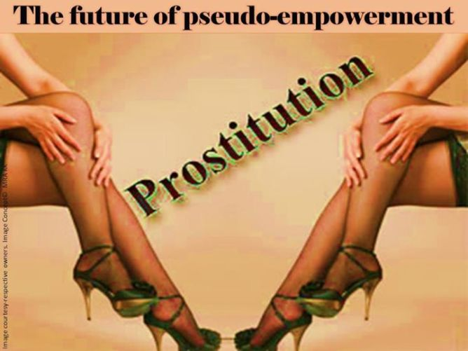 3 Future of empowerment is prostitution