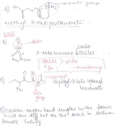3 methyl 5-oxopentane aldo benzene