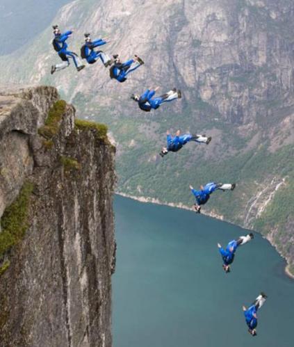 3 Parabolic jumping